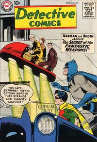 Detective Comics Vol 1 263