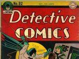 Detective Comics Vol 1 92