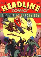 Headline Comics Vol 1 9