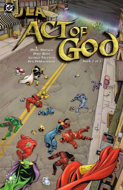 JLA: Act of God Vol 1 2