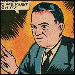J. Edgar Hoover (Earth-MLJ)/Gallery