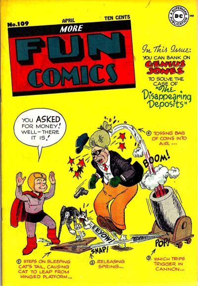 More Fun Comics Vol 1 109