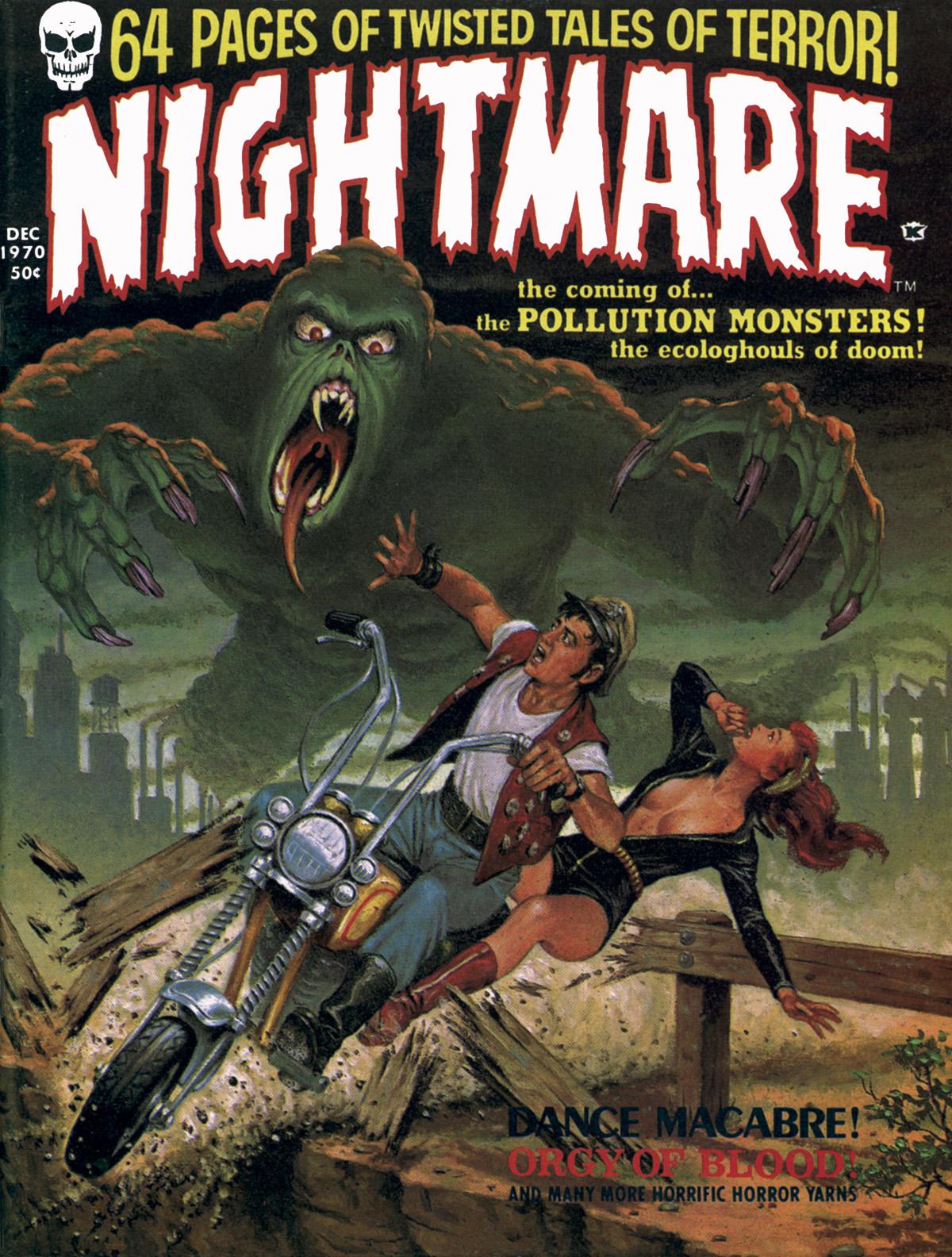 Nightmare Vol 3 1