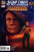 Star Trek The Next Generation Shadowheart Vol 1 1