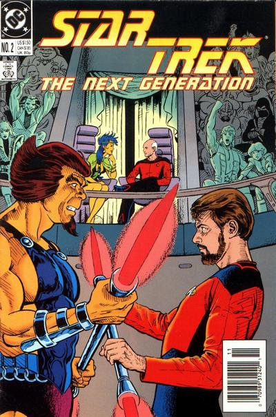 Star Trek: The Next Generation Vol 2 2