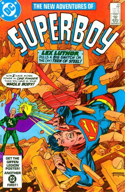 Superboy Vol 2 48