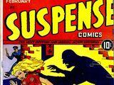 Suspense Comics Vol 1 2