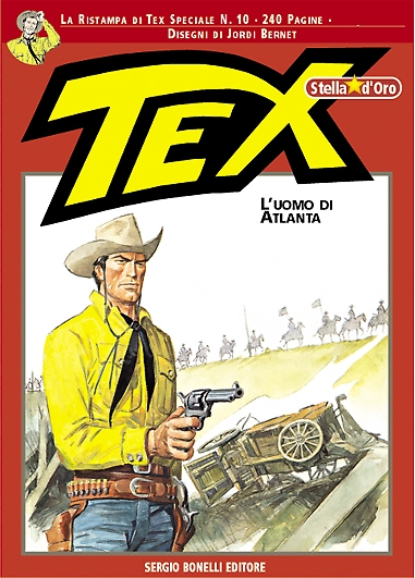Tex Stella d'Oro Vol 1 10