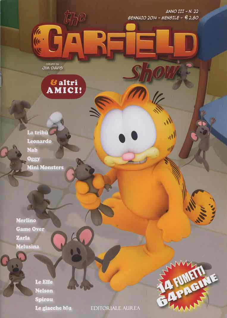The Garfield Show Vol 1 22