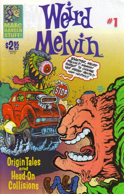 Weird Melvin Vol 1