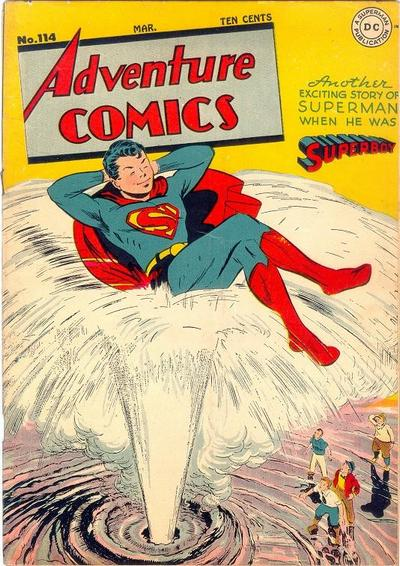 Adventure Comics Vol 1 114