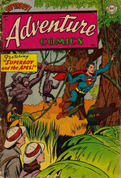 Adventure Comics Vol 1 200