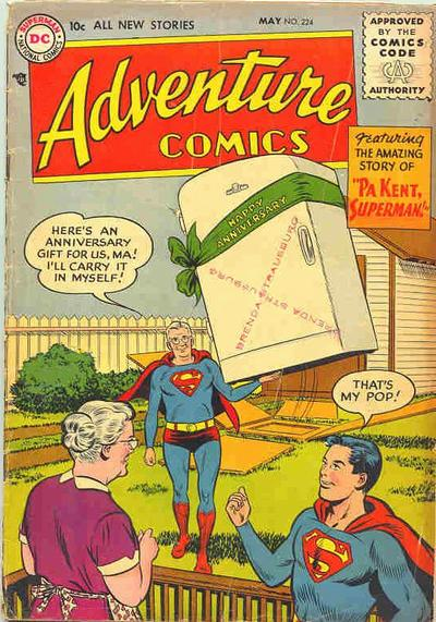 Adventure Comics Vol 1 224