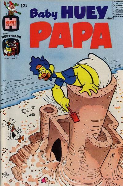 Baby Huey and Papa Vol 1 31