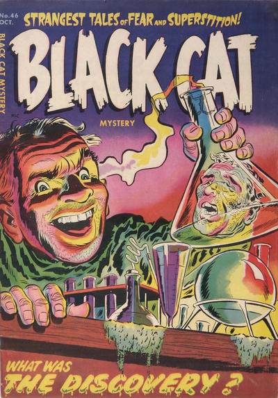 Black Cat Comics Vol 1 46