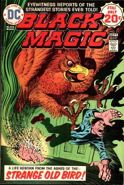 Black Magic (DC) Vol 1 5