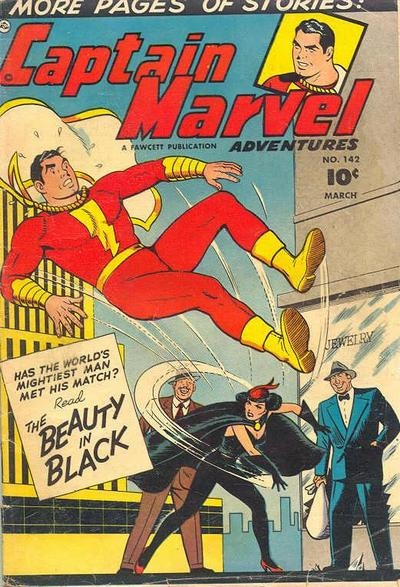 Captain Marvel Adventures Vol 1 142