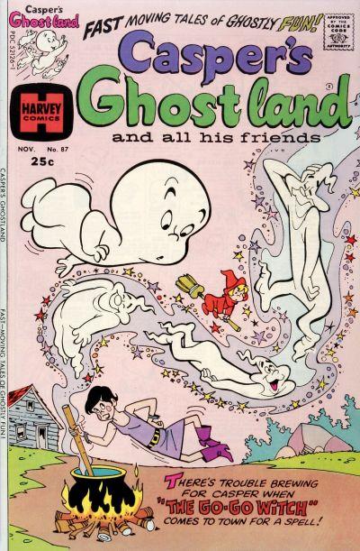 Casper's Ghostland Vol 1 87