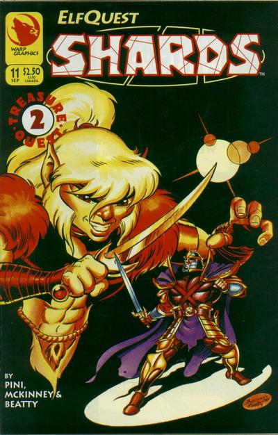 Elfquest: Shards Vol 1 11