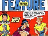Feature Comics Vol 1 55