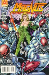 Magnus Robot Fighter Vol 2 63