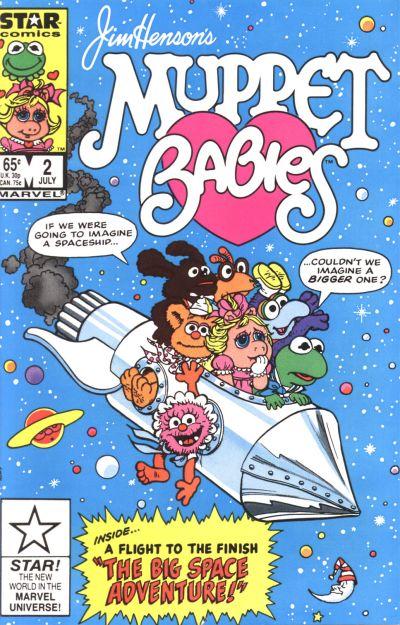 Muppet Babies Vol 1 2