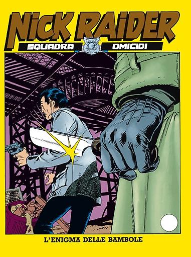 Nick Raider Vol 1 16