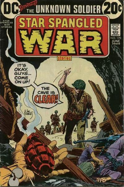 Star-Spangled War Stories Vol 1 170