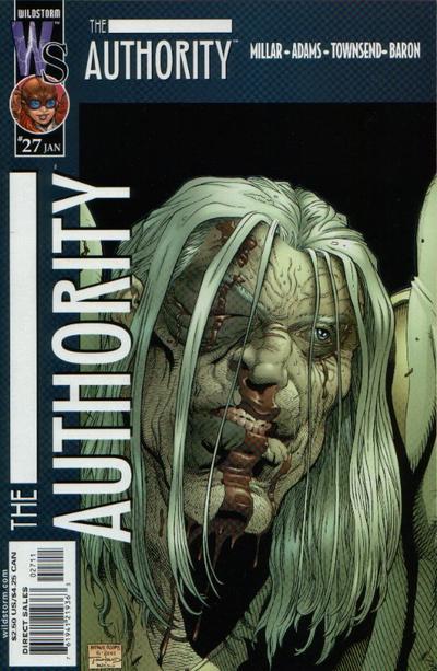 The Authority Vol 1 27