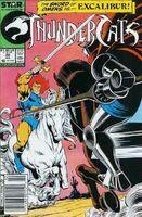 ThunderCats Vol 1 20 Newsstand