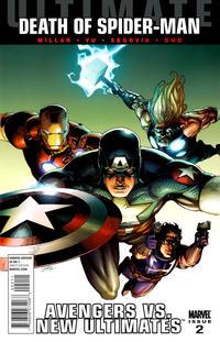 Ultimate Avengers vs. New Ultimates Vol 1 2