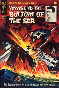 Voyage to the Bottom of the Sea Vol 1 11