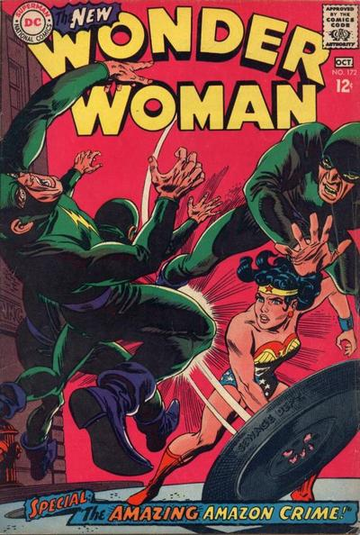 Wonder Woman Vol 1 172