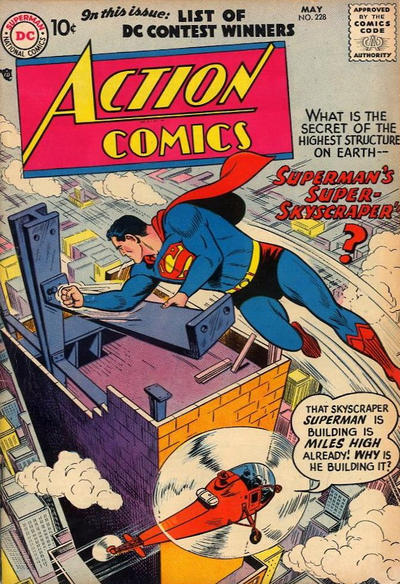 Action Comics Vol 1 228