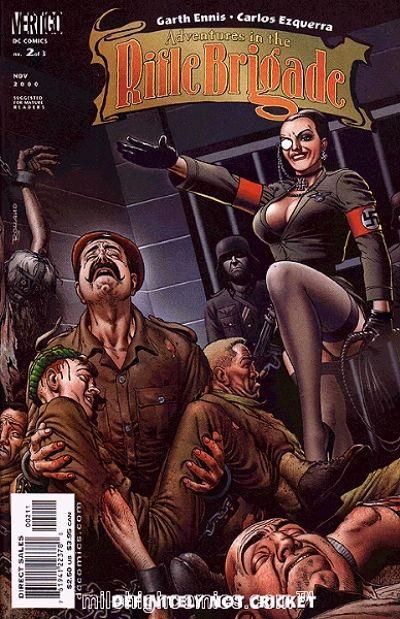 Adventures in the Rifle Brigade Vol 1 2