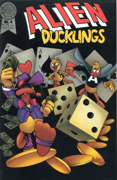 Alien Ducklings Vol 1 4