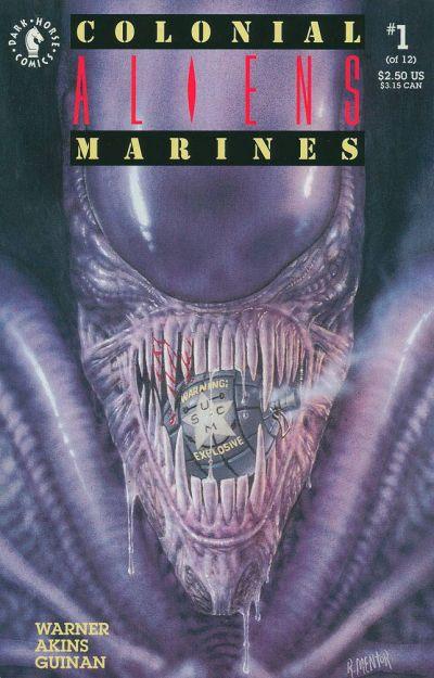 Aliens: Colonial Marines Vol 1 1