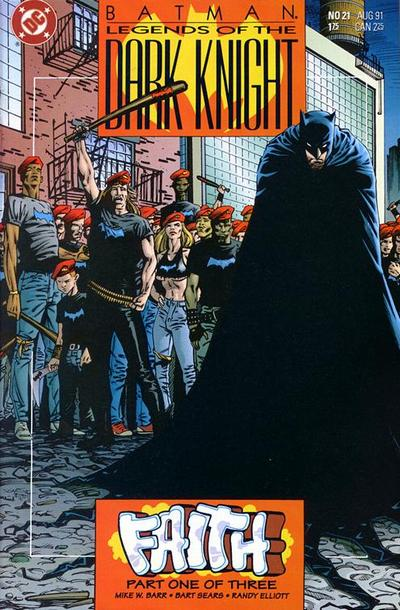 Batman: Legends of the Dark Knight Vol 1 21