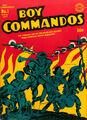 Boy Commandos Vol 1 1