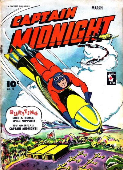 Captain Midnight Vol 1 29