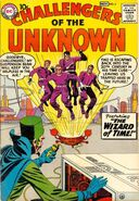 Challengers of the Unknown Vol 1 4