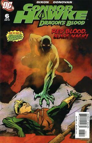 Connor Hawke Dragon's Blood Vol 1 6.jpg