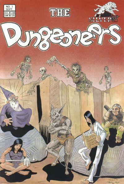 Dungeoneers Vol 1 1