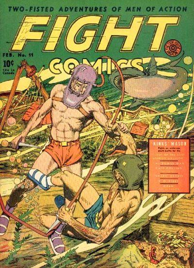 Fight Comics Vol 1 11