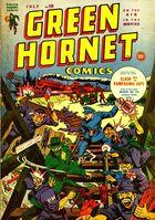 Green Hornet Comics Vol 1 19