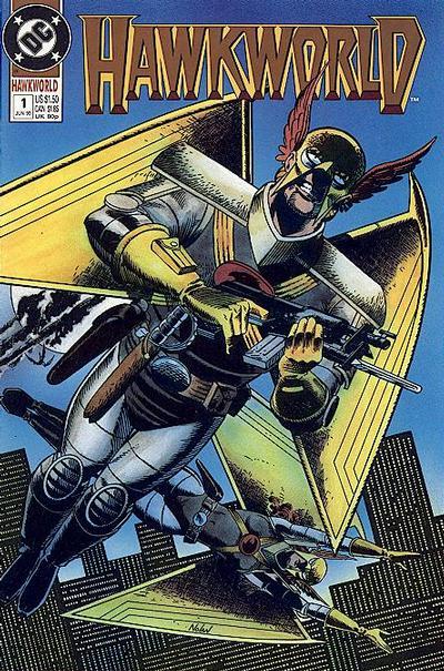 Hawkworld Vol 2 1
