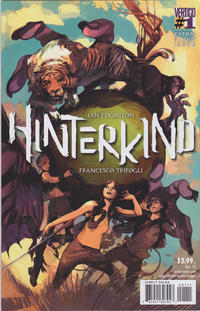 Hinterkind Vol 1 1
