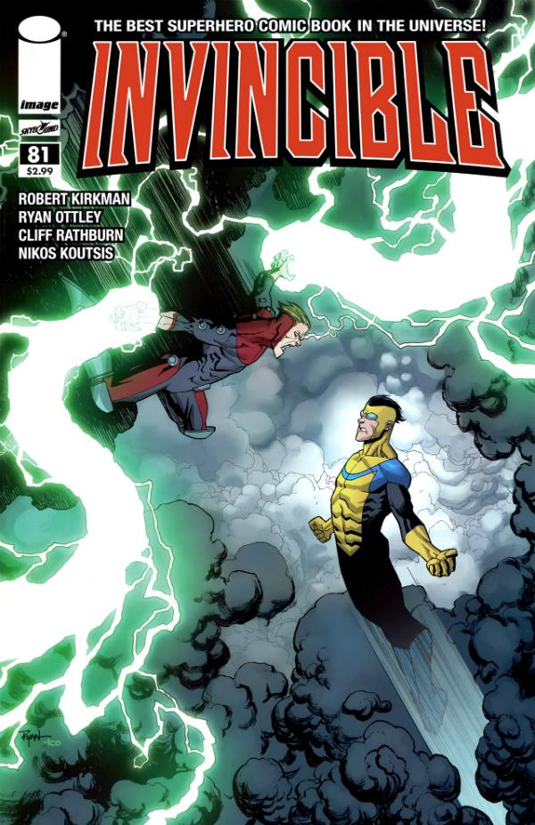 Invincible Vol 1 81