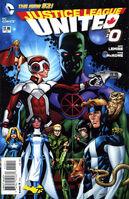 Justice League United Vol 1 0