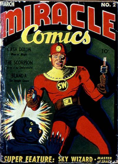 Miracle Comics Vol 1 2